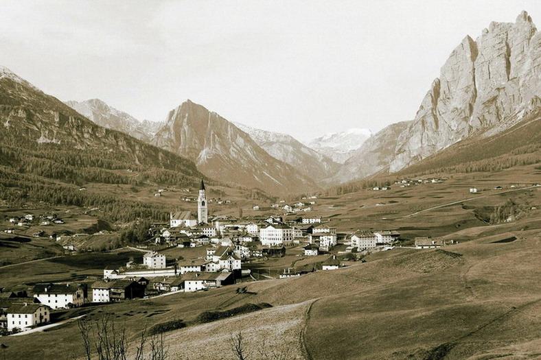 Cortina d'Ampezzo - 1891